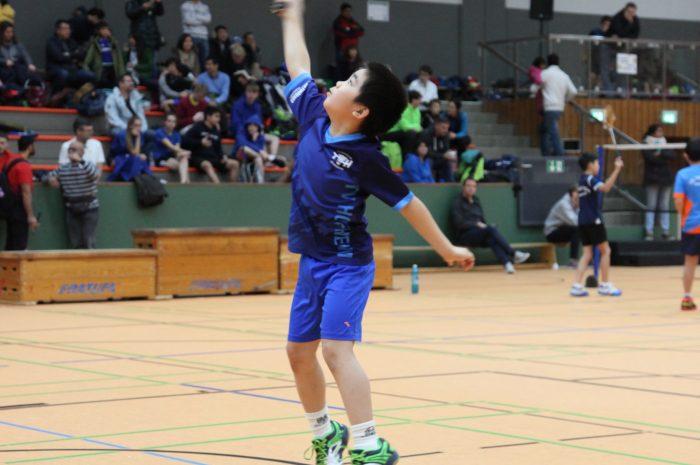 Badminton: Saisonopening für U13-Teams