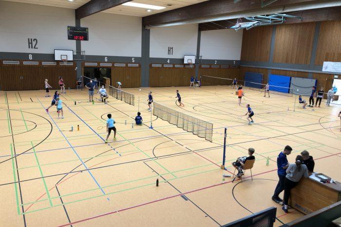 Fulminanter Start der Abteilung Badminton nach der Corona-Pause + Bundesliga am 11. und 12. September in Hofheim