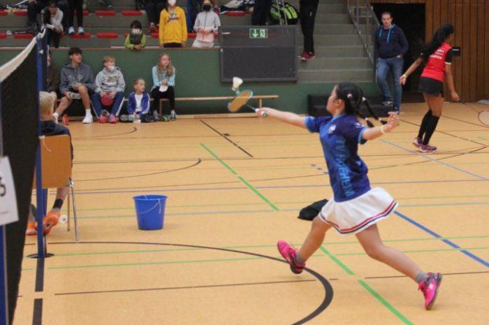 Badminton: Hessische Jugendmeisterschaften in Hofheim